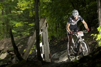 Lukas Flueckiger Takes 7th at Mont-Sainte-Anne World Cup