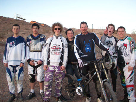 BetterRide Camp with Greg Minnaar at Northstar
