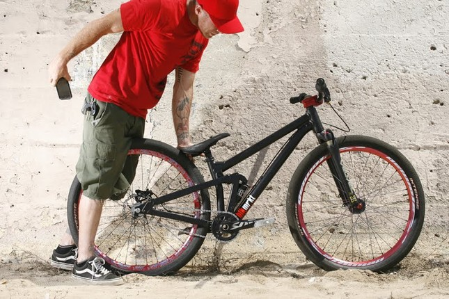 Black Market Kill Switch Full Suspension Jumper
