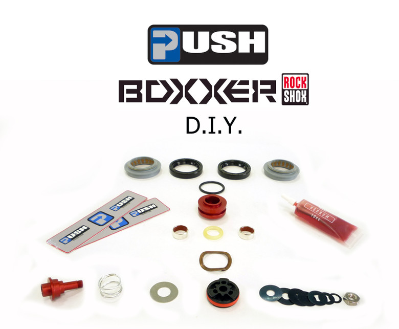 PUSH BoXXer DIY