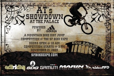 AT's Showdown Jump Contest