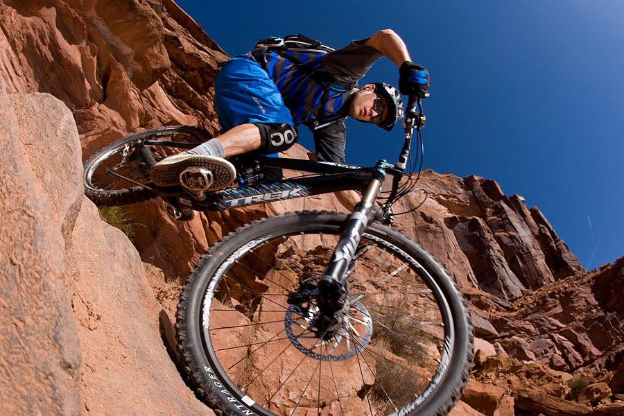 First Ride 2010 Trek Scratch 9 Mountain Bikes Feature Stories