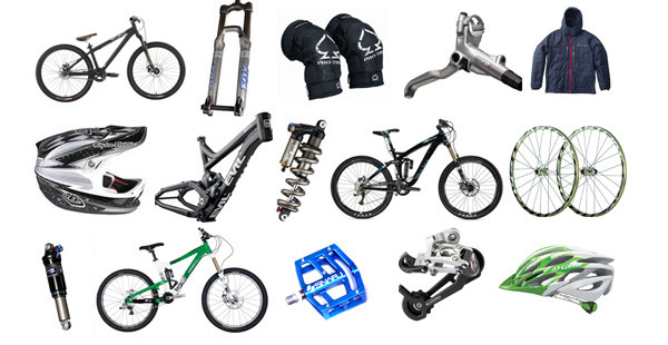 Bike Parts And Accessories mountain bike parts
