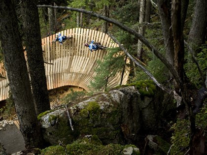 Whistler Mountain Bike Park Opens May 15