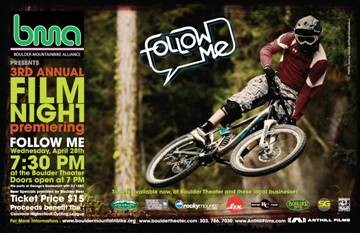follow me premier in boulder co mountain bikes press