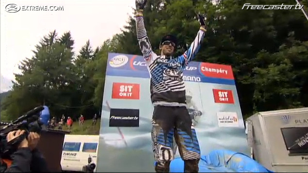 Gee Atherton, Men's Winner