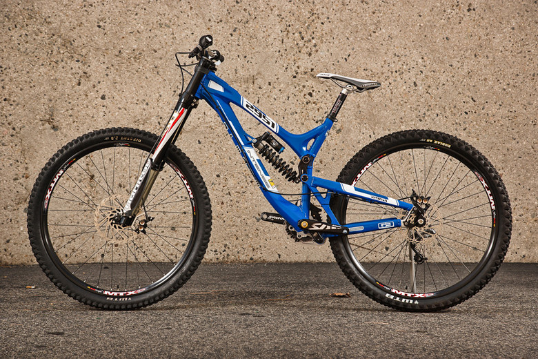 One Year Later: Intense 2951 29er DH Prototype