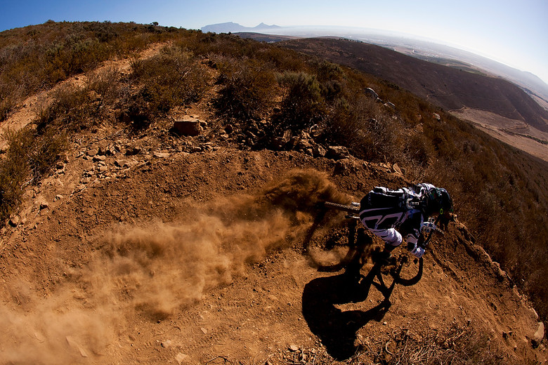 Andrew Neethling. photo: Sven -Vet Pro- Martin