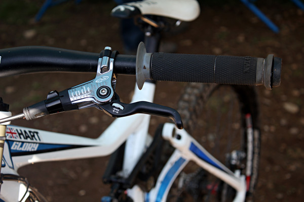 Danny Hart's Grips - Pit Bits: Port Angeles ProGRT - Mountain Biking Pictures - Vital MTB