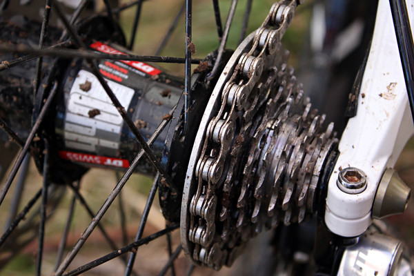 7-Speed - Pit Bits: Port Angeles ProGRT - Mountain Biking Pictures - Vital MTB