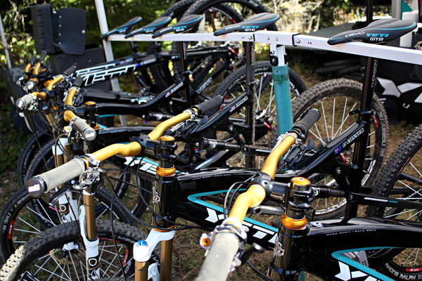Gold Bars - Pit Bits: Port Angeles ProGRT - Mountain Biking Pictures - Vital MTB