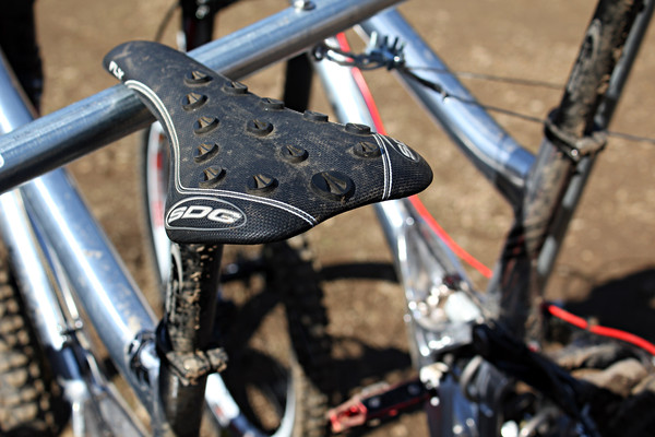 SDG Storm Saddle - Pit Bits: Port Angeles ProGRT - Mountain Biking Pictures - Vital MTB