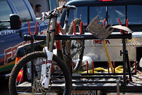 ShuttleNuts System - Pit Bits: Port Angeles ProGRT - Mountain Biking Pictures - Vital MTB