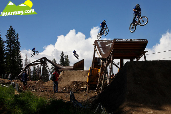 2009 Crankworx Colorado