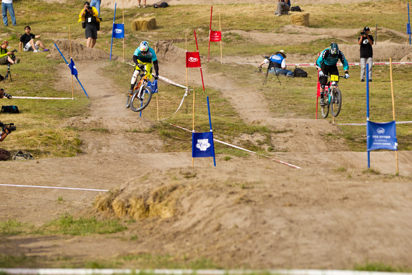 Final Run - Sea Otter Slalom finals - Mountain Biking Pictures - Vital MTB