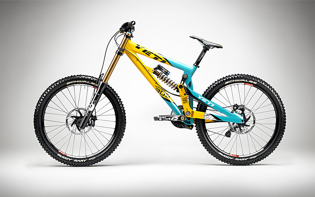 Team Issue Yeti 303 - Mountain Bikes Press Releases - Vital MTB