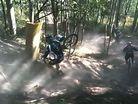 Super D madness at SolVista Bike Park
