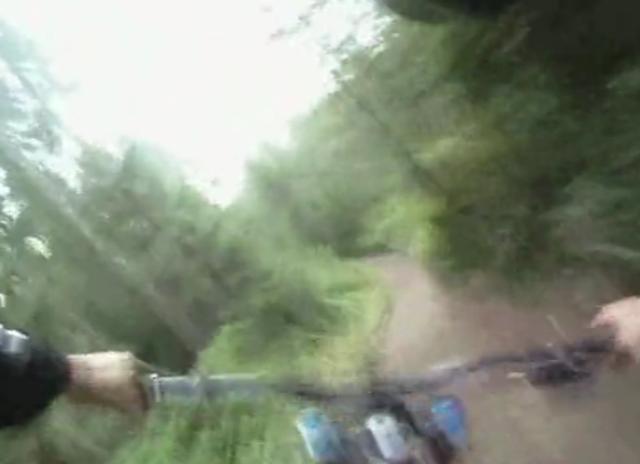 Luke Strobel Port Angeles Pre-Ride With Evil Bikes