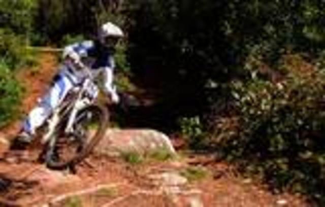Matt Beer riding AK47 - Freeride MS