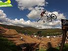 Crankworx Colorado Slopestyle Practice Video