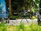 Lapierre Prototype DH Bike with Nicolas Vouilloz