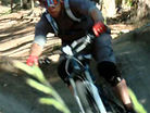 Kirt Voreis at SRAM X0 Camp in Ashland