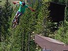 Greg Watts Rules, 2010 Crankworx Colorado Practice