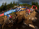 2009 UCI World Cup Fort William Day 1 - MTBCUT.tv