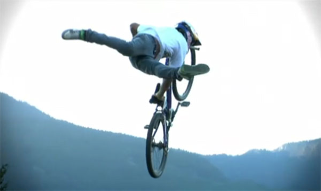 The Evolution of Slopestyle