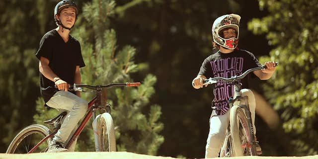 Paul Genovese/Dennis Langenstam Ride Whistler Jumps