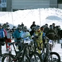 Glacier Bike Downhill 2011