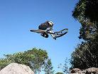 short dirt jump session